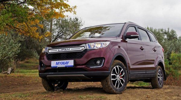 Автомобили Lifan в России теперь с системами дистанционного управления